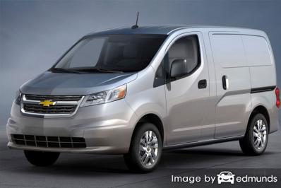 Insurance for Chevy City Express