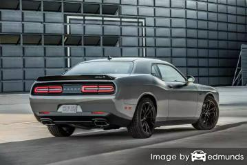 Discount Dodge Challenger insurance