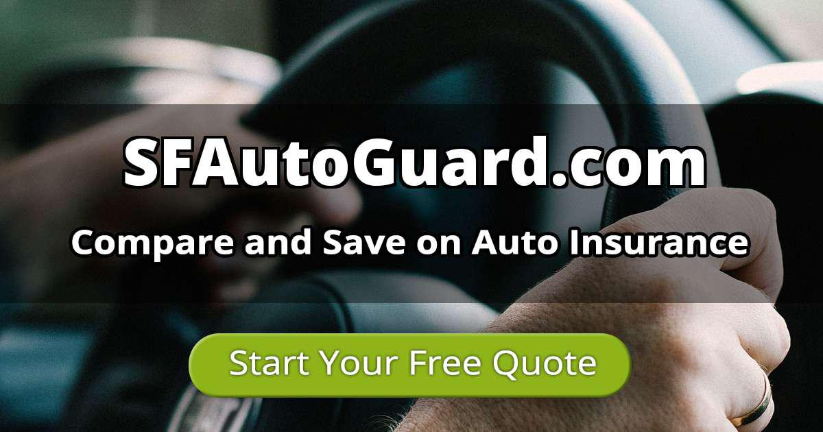 Lastest Cheap San Francisco Car Insurance Rates  SFAutoGuardcom
