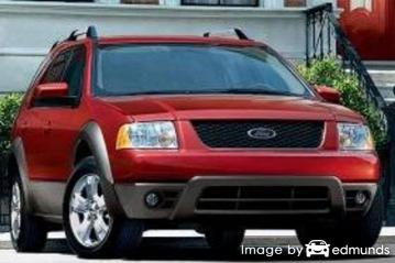 Insurance rates Ford Freestyle in San Francisco