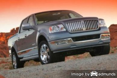 Insurance quote for Lincoln Mark LT in San Francisco