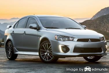Insurance for Mitsubishi Lancer