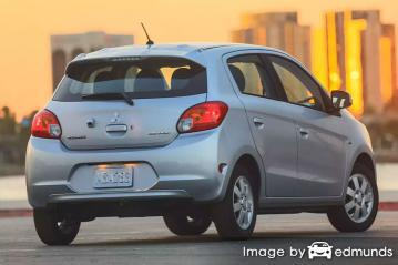 Discount Mitsubishi Mirage insurance