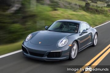 Insurance quote for Porsche 911 in San Francisco