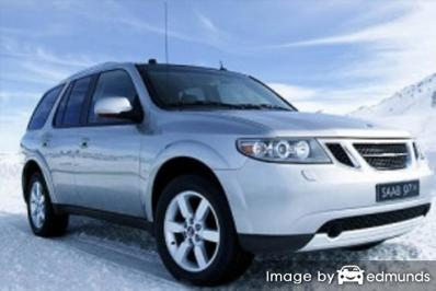 Insurance quote for Saab 9-7X in San Francisco