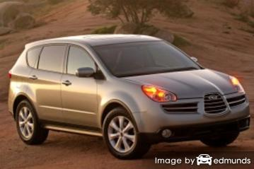 Insurance quote for Subaru B9 Tribeca in San Francisco
